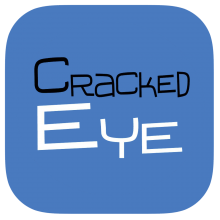 Cracked Eye is available on Apple Newsstand, Google Play and Amazon Kindle