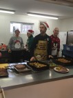 ABP Doncaster helps spread the festive cheer at local homeless shelter