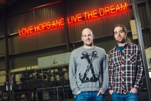 BrewDog Co-founders James and Martin