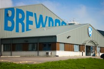 BrewDog brewery based in Ellon, Scotland