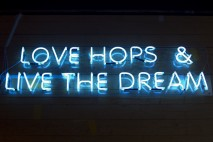 Love Hops & Live the Dream