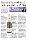 Fantastic fizzes that will make your mother's day - Western Mail