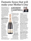Fizzes that will make your Mother's Day - The Journal (Newcastle)