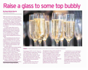Kent On Sunday - Raise a glass to some top bubbly