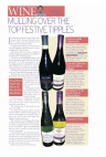 Mulling Over The Top Festive Tipples - Daily Mirror
