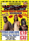 World famous wrestling to arrive at Peterlee this Friday!