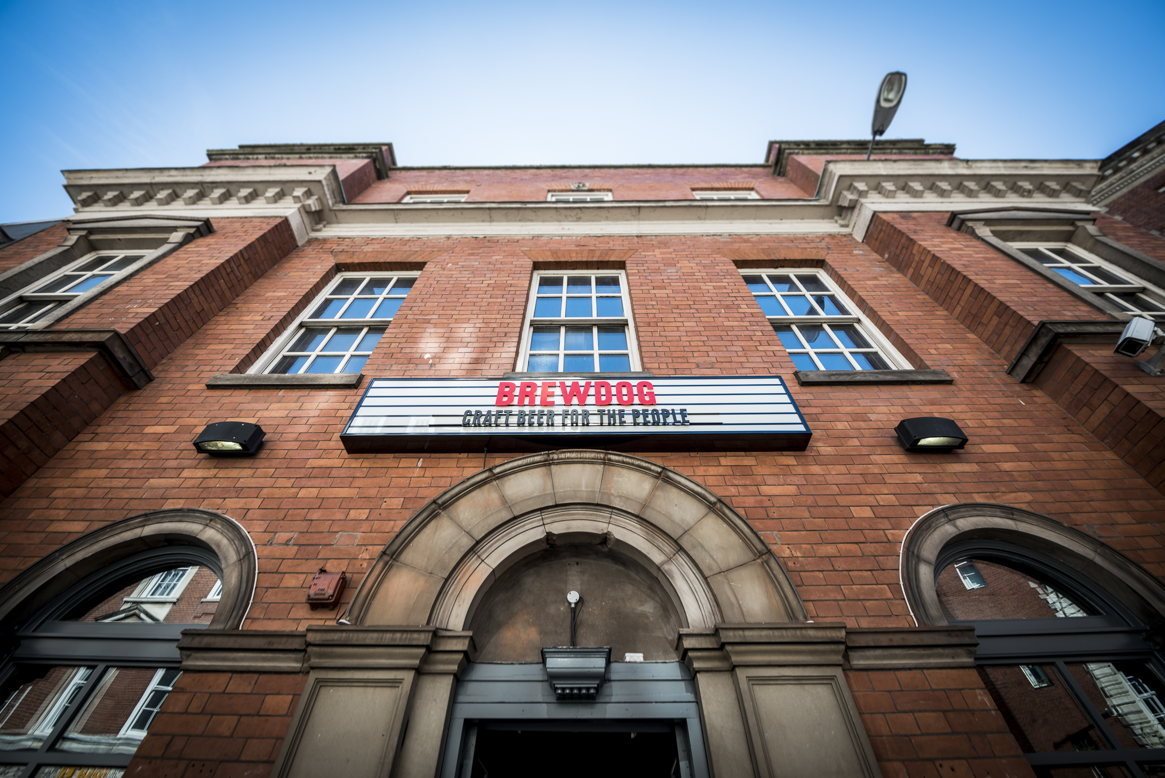 BrewDog launches Leicester bar
