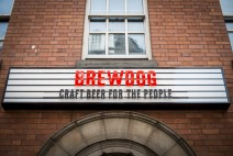 The 19th BrewDog bar in the UK