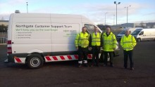 Northgate launches £500,000 investment in its Mobile Technician service vehicles