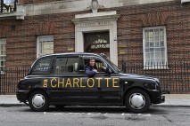 Hailo introduces celebratory cabs to welcome Princess Charlotte