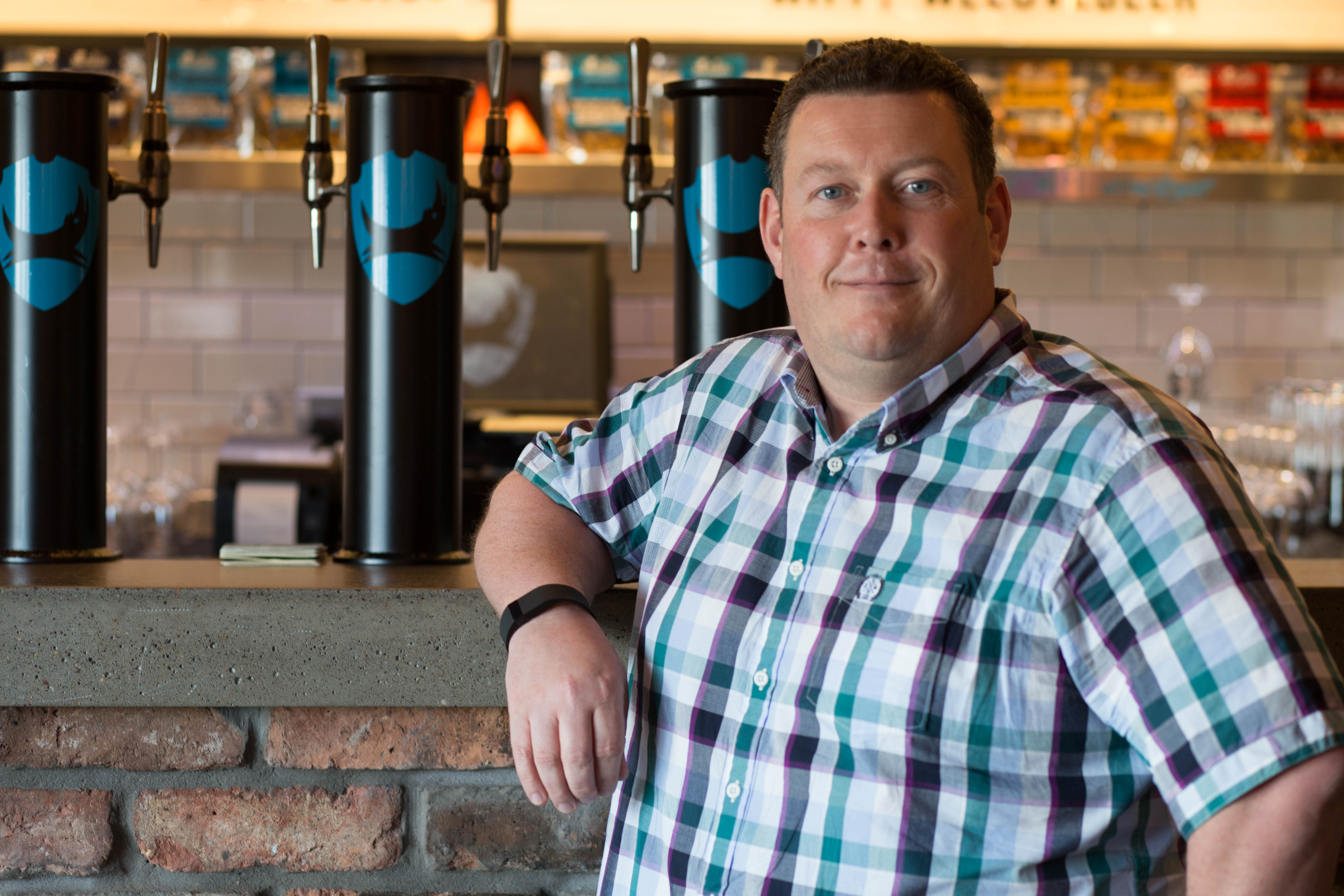 Alpha Dog: BrewDog Head of Sales Andrew Hatherell