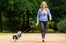 Fetch Pet Dinners supported by TV presenter, Kaye Adams
