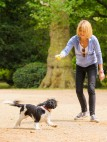 Kaye Adams shows her support with the Fetch Pet Dinners campaign