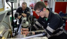 Metsec continues to invest in the next generation with its award winning apprenticeship scheme