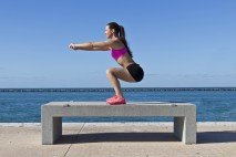 Feel fabulous on the beach this summer! Workout tips whilst on holiday