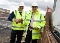 Barratt Homes celebrates 1,000th Help to Buy in Yorkshire