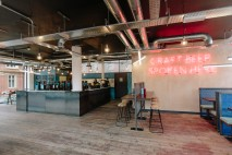 The bar will serve 35 beers on tap, including a range of BrewDog beers and guest beers from international breweries