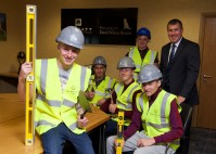 Local housebuilder invests in future with 2015 Apprenticeship Programme