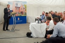 Barratt Developments continues support of local businesses with largest subcontractors conference to date