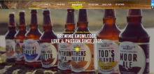 Image: Little Valley Brewery website