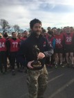 Is this Yorkshire's best trainer? British Military Fitness instructor helps Leeds burpee its way to burning 38.4 million calories