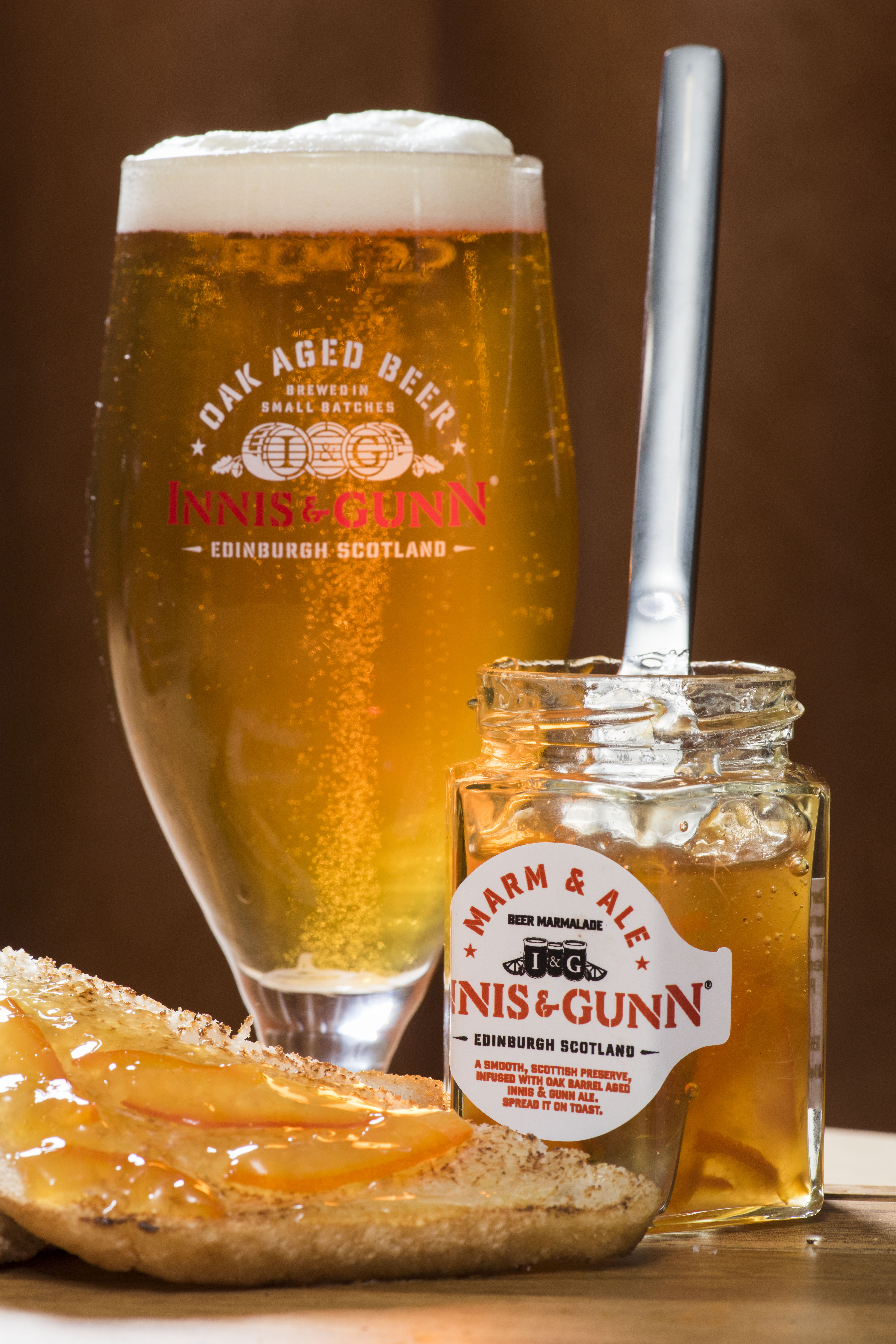 Innis & Gunn opens The Beer Kitchen in Dundee with spreadable beer
