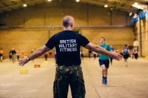 Leading military fitness provider takes popular classes from the park to the office