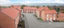 Local housebuilder contributes over £280,000 to the Ampleforth community