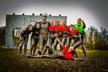 Over 2,000 people get major-ly muddy in award winning Kent challenge
