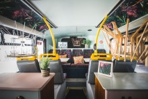 The Gumtree Upcycling Bus Tour