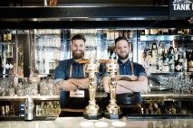 Qualified Tapsters at the Draft House pub