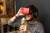 Scottish craft brewer Innis & Gunn launches Immersive and Gunn, a Virtual Reality experience that changes how you taste beer.