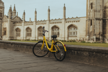 On your bike: $2bn Chinese bike sharing scheme ofo launches in Cambridge to get Brits on two wheels