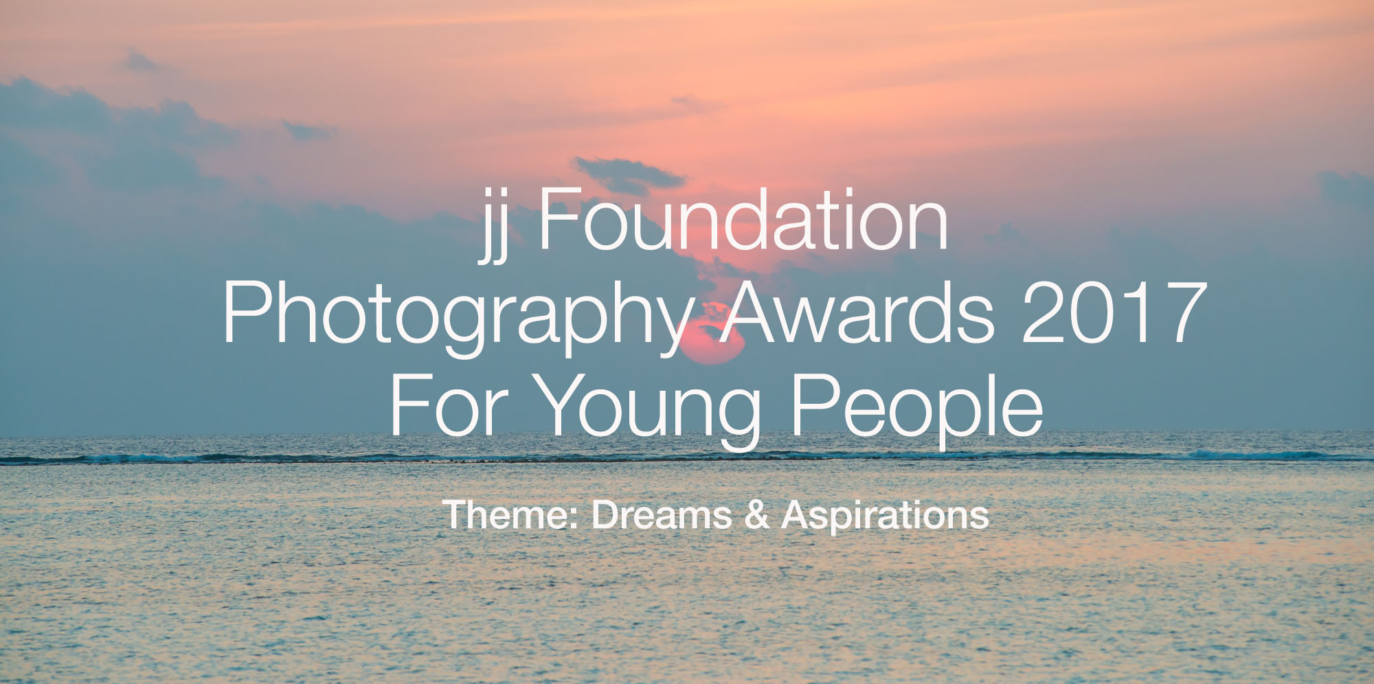 The foundation aims to inspire, support and motivate young photographers and filmmakers in the pursuit of their creative goals and careers.