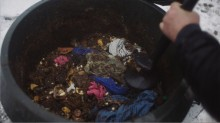 The composting process