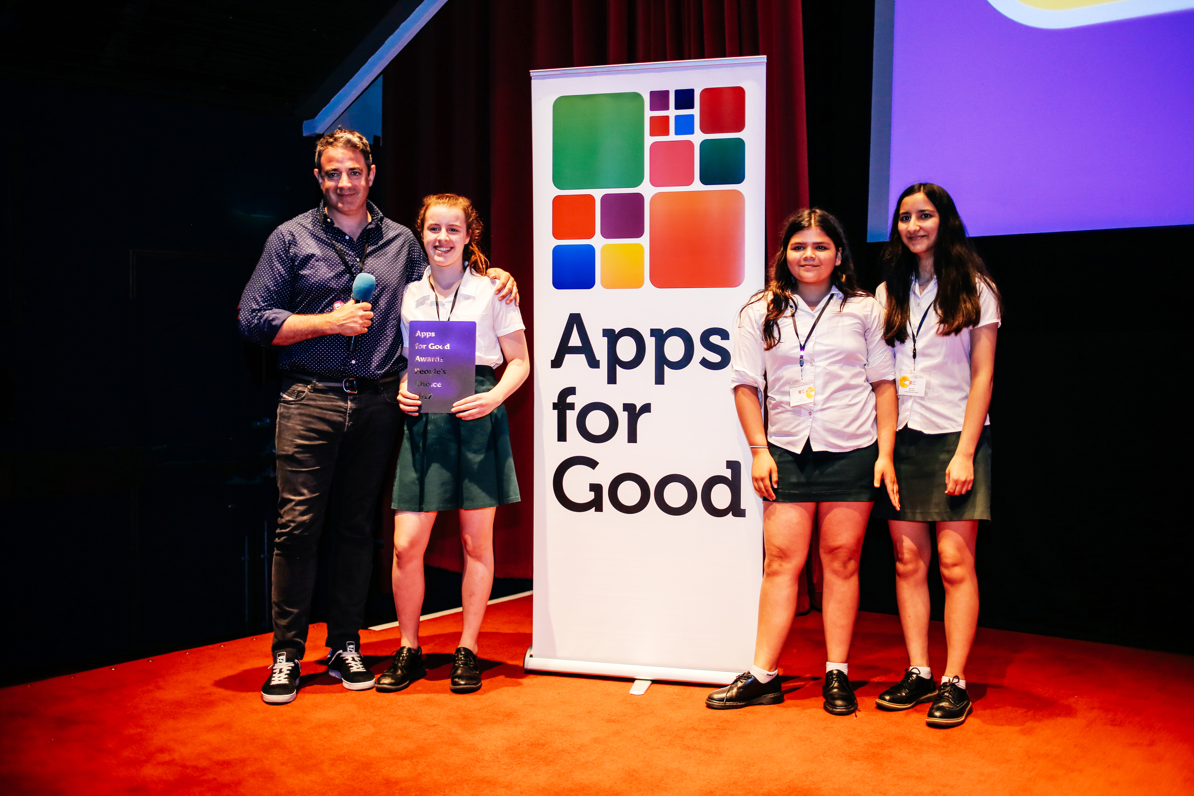 People's Choice Award Winners James Tipple Virgin Red, Anna, Michelle, Lily