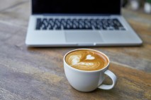 Caffeine-power fuels 20% of workers working outside the office.