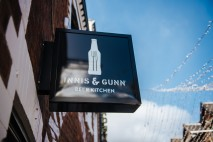 The Beer Kitchen brand is Innis & Gunn's award winning bar and restaurant concept serving a wide range of craft beer alongside a specially curated menu, creatively developed for food and beer pairings.