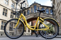 ofo launches in Oxford