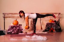 "8fit creates Halloween ""Bumpkin"" workout"