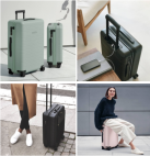 Horizn Studios Unveils Signature Smart Luggage Collection