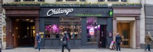 London Wall Chilango Exterior shot