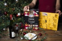 So Wrong Its Nom Cheese Advent Calendar Original prototype and new