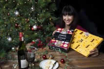 So Wrong Its Noms Annem Hobson with Cheese Advent Calendar original prototype and new 2