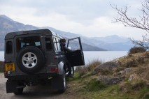 Turo - Land Rover Defender - Scotland (3)