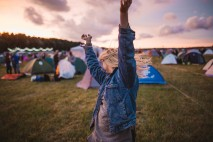 Scrub up your act: Welly boots welcome at ibis as it launches free shower service for muddy  Glastonbury festival-goers