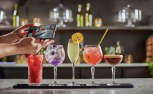 Snappy Hour! Novotel launches #Drinkstagram cocktail menu, with delicious drinks designed to be filter-friendly