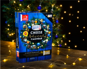 The Cheese Advent Calendar returns, bigger and better!