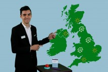 Mercure trains staff to de-mist-ify unpredictable British weather for guests with leading meteorologist