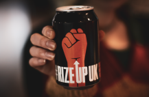 Drygate and Rize Up unite to drive youth vote ahead of the December 12th election